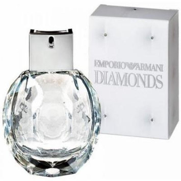2 Pack - Diamonds By Giorgio Armani Eau De Parfum Spray For Women 1 oz