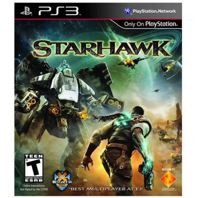 Sony Starhawk (PS3) - Pre-Owned