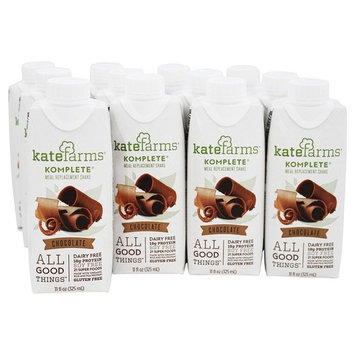 Komplete Meal Replacement Shake Chocolate - 12 Pack