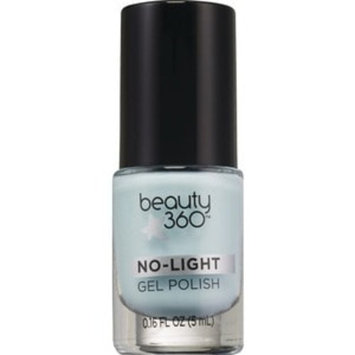 Beauty 360 No Light Gel Polish, Forget Me Not
