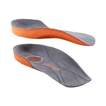 Vionic Men's Orthaheel Technology Relief 3-4 Length Insole 21RR Grey