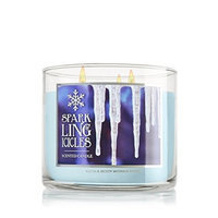 Bath & Body Works® SPARKLING ICICLES 3 Wick Scented Candle