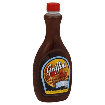 Griffin's Food Sugar Free Syrup