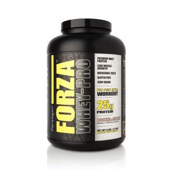 Forzagen Forza Whey-Pro 100% Premium Whey Protein, 25g Protein, 63 Servings - Cookies & Cream