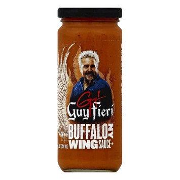 Guy Fieri Buffalo NY Wing Sauce, 12 OZ (Pack of 6)