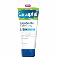 3 Pack - Cetaphil Extra Gentle Daily Scrub 6 oz