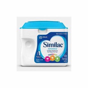 Similac Advance OptiGRO with Iron, 23.2 oz Powder 1each