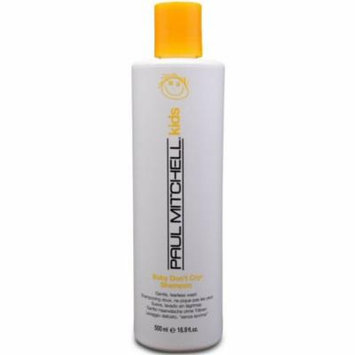 4 Pack - Paul Mitchell Baby Don't Cry Shampoo For Kids 16.9 oz