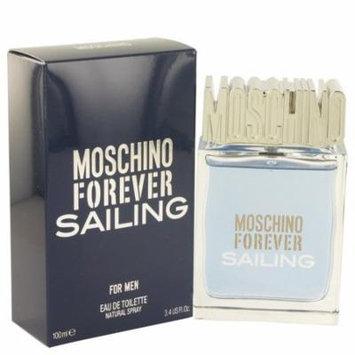 Moschino Men's Eau De Toilette Spray 3.4 Oz