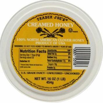 Trader Joe's Creamed Clover Honey (16 oz)