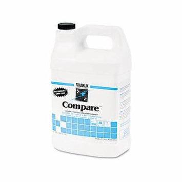 Compare Floor Cleaner, 1gal Bottle, 4carton