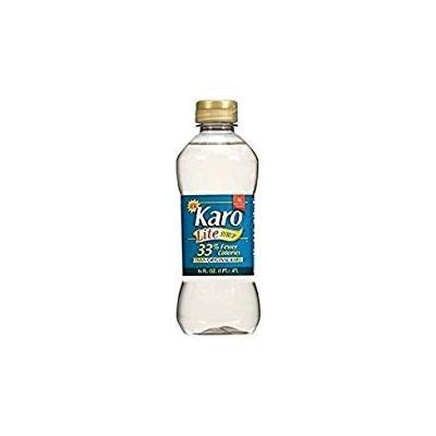 Karo Lite Syrup 33% Fewer Calories Than Original 16 Oz. Pack Of 3.