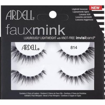 Ardell 814 Faux Mink Lash, 2 pairs