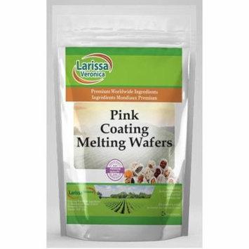 Pink Coating Melting Wafers (8 oz, ZIN: 525315) - 3-Pack