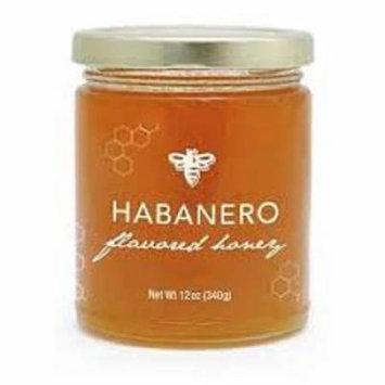 Glorybee Honey Habanero Case of 6 12 oz.