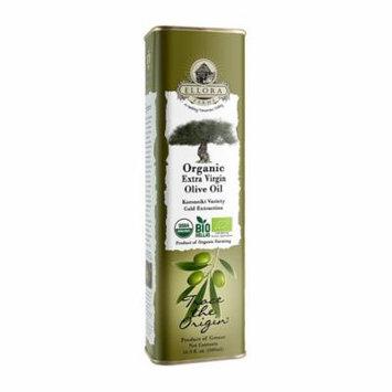 Ellora Farms | Award Winning Certified Organic Extra Virgin Olive Oil | Koroneiki Variety | Cold Extracted | Single Origin & Traceable | 500 ml (16.9 oz) Tin