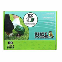 Heavy Doodie Ultra-Thick Dog Waste Bags 200ct