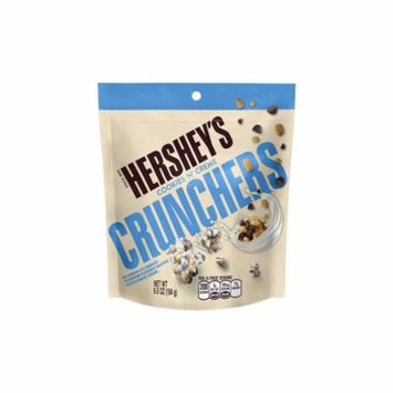 HERSHEY'S COOKIES 'N' CREME Crunchers Pouch, 6.5 oz, 3 Pack