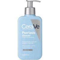 2 Pack - CeraVe Psoriasis Skin Therapy Cleanser 8 oz
