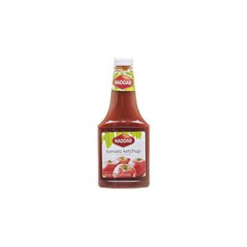 Haddar Tomato Ketchup Kosher For Passover 24 Oz. Pack Of 1.