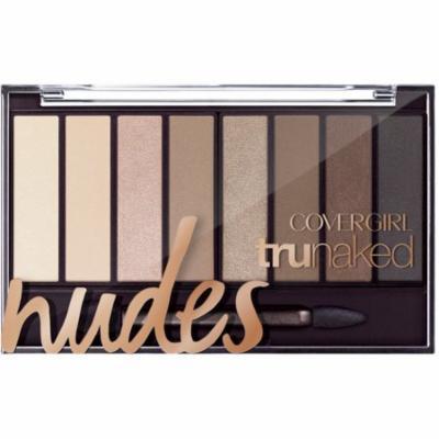 2 Pack - CoverGirl truNAKED Eyeshadow Palette, Nudes 1 ea