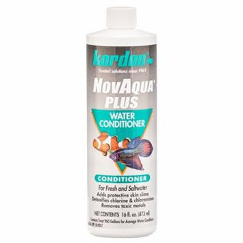 Kordon NovAqua + Water Conditioner 16 oz - Pack of 2