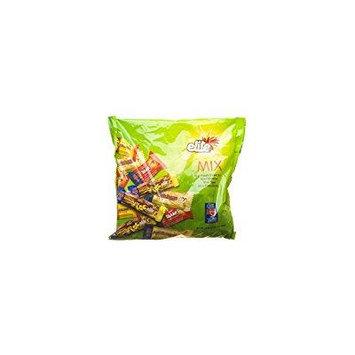 Elite Mix Mini Hazelnuts Mini Taami Mini Chocolate 14.07 Oz. Pack Of 3.