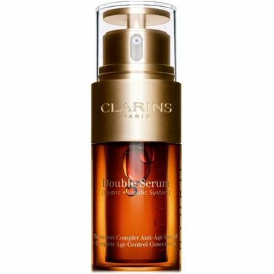 6 Pack - Clarins Double Serum® Complete Age Control Concentrate 1 oz