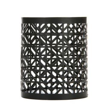Hosley's 4.5' High Oil Rubbed Bronze Candle Jar Sleeve