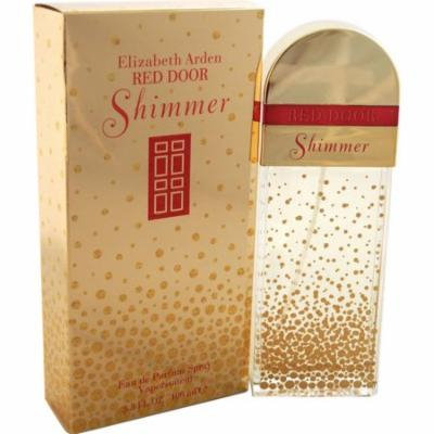 3 Pack - Red Door Shimmer By Elizabeth Arden Eau de Parfum Spray 3.3 oz