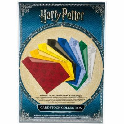 Harry Potter A5 Cardstock Collection 16/Pkg