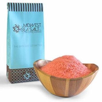 Peppermint Mediterranean Sea Bath Salt Soak - 5lb (Bulk) - Fine Grain
