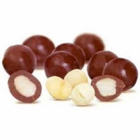 Chocolate Covered Macadamia by Its Delish (Milk Chocolate, 1 lb)
