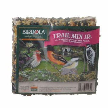 Birdola Trail Mix Jr. Seed Cake .43 lbs - Pack of 2