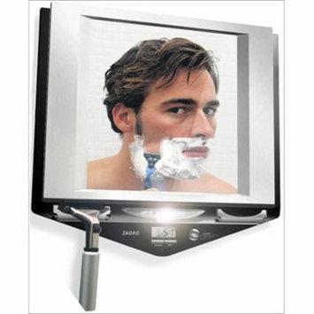 Fogless Lighted Shaving Mirror - Stainless Steel