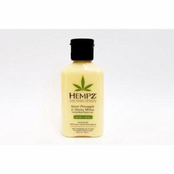 HEMPZ Pure Herbal Extracts - Sweet Pineapple & Honey Melon - 2.25oz
