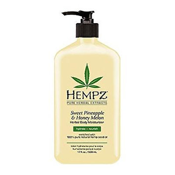 HEMPZ Pure Herbal Extracts - Sweet Pineapple & Honey Melon - 17oz