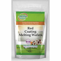 Red Coating Melting Wafers (4 oz, ZIN: 525308) - 3-Pack