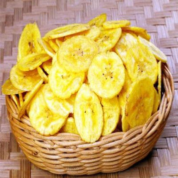 AIVA - Sweetened Banana Chips Dried - 5 lbs