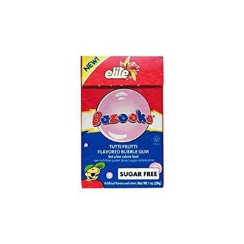 Elite Sugar-Free Bazooka Gum
