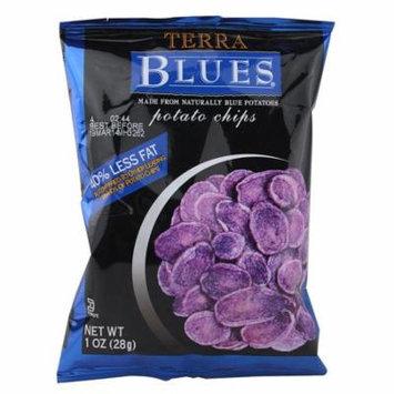 Terra Chips Exotic Vegetable Chips Blues Case of 24 1 oz.