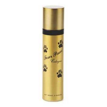 Four Paws Gold Cologne 3 oz - Pack of 4