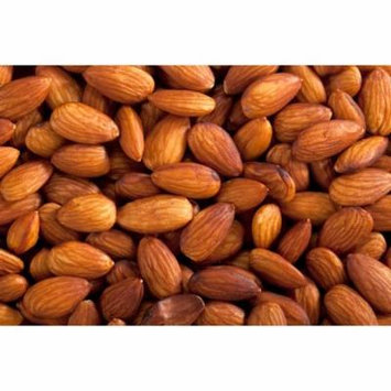 AIVA Almonds Roasted Salted 14 Ounce (400 grams) in Resealable bag