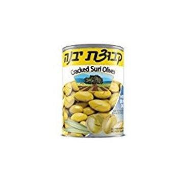 Kvuzat Yavne Cracked Suri With Olive Oil KFP 19 Oz. Pk Of 3.