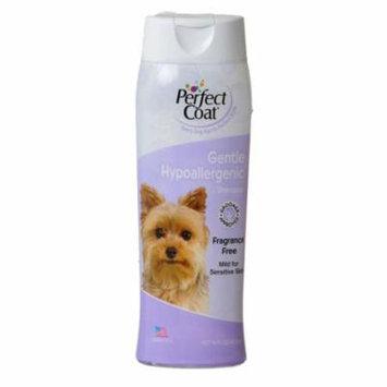 Perfect Coat Gentle Hypoallergenic Shampoo 16 oz - Pack of 3