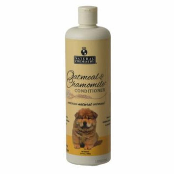 Natural Chemistry Natural Oatmeal & Chamomile Conditioner 16 oz - Pack of 4