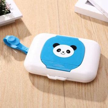 Womail Baby Travel Wipe Case Child Wet Wipes Box Changing Dispenser Storage Holder