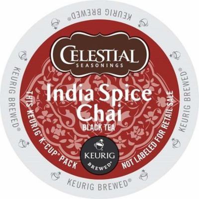 Celestial Seasonings Chai Tea K-Cups, India Spice, 96-Count