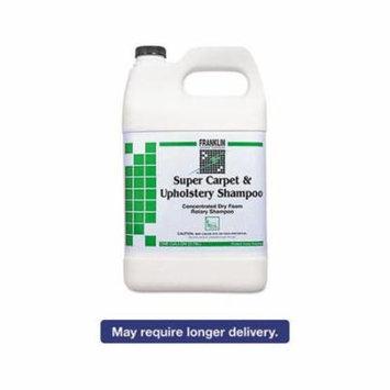 Super Carpet Upholstery Shampoo, 1gal Bottle