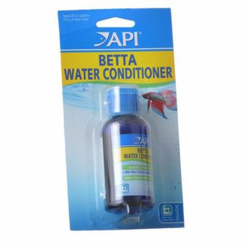 API Splendid Betta Complete Water Conditioner 1.7 oz - Pack of 4